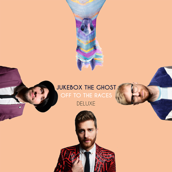 "Jukebox The Ghost reissue ""Off To The Races"""
